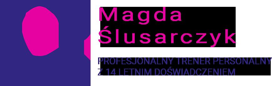 Magdalena Ślusarczyk – Trener personalny